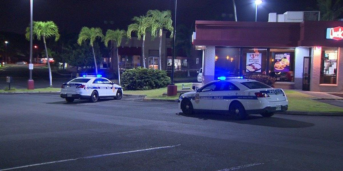 Suspect sought in attempted armed robbery at Moanalua Jack in the Box