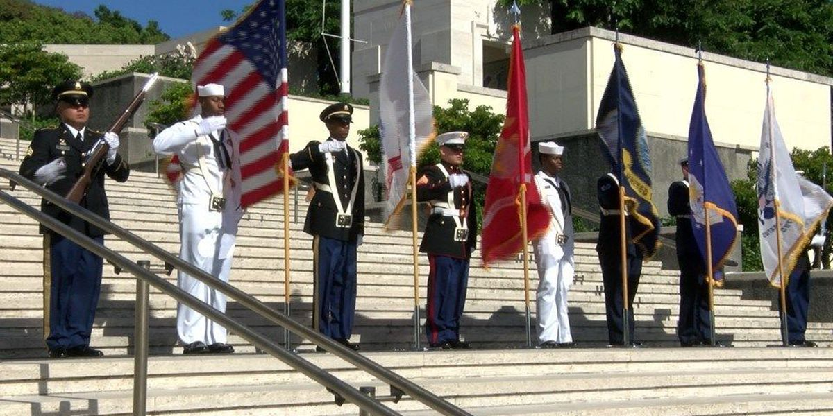 LIST: Events planned statewide to honor Veterans Day