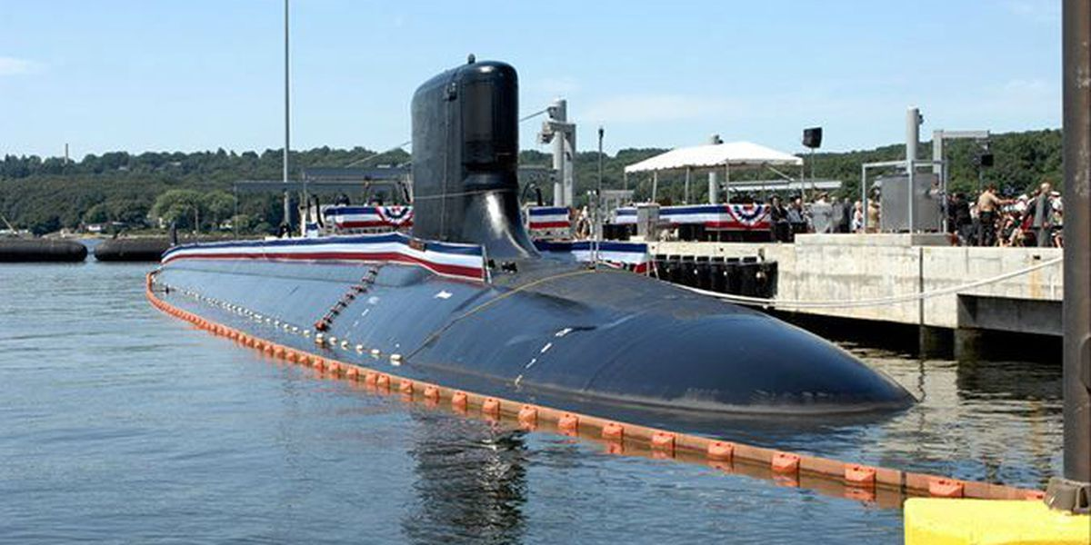 Pearl Harbor will soon be home to a new attack submarine
