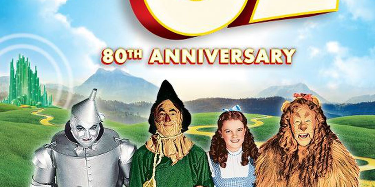 Go down the yellow brick road in special anniversary screenings of the 'Wizard of Oz'