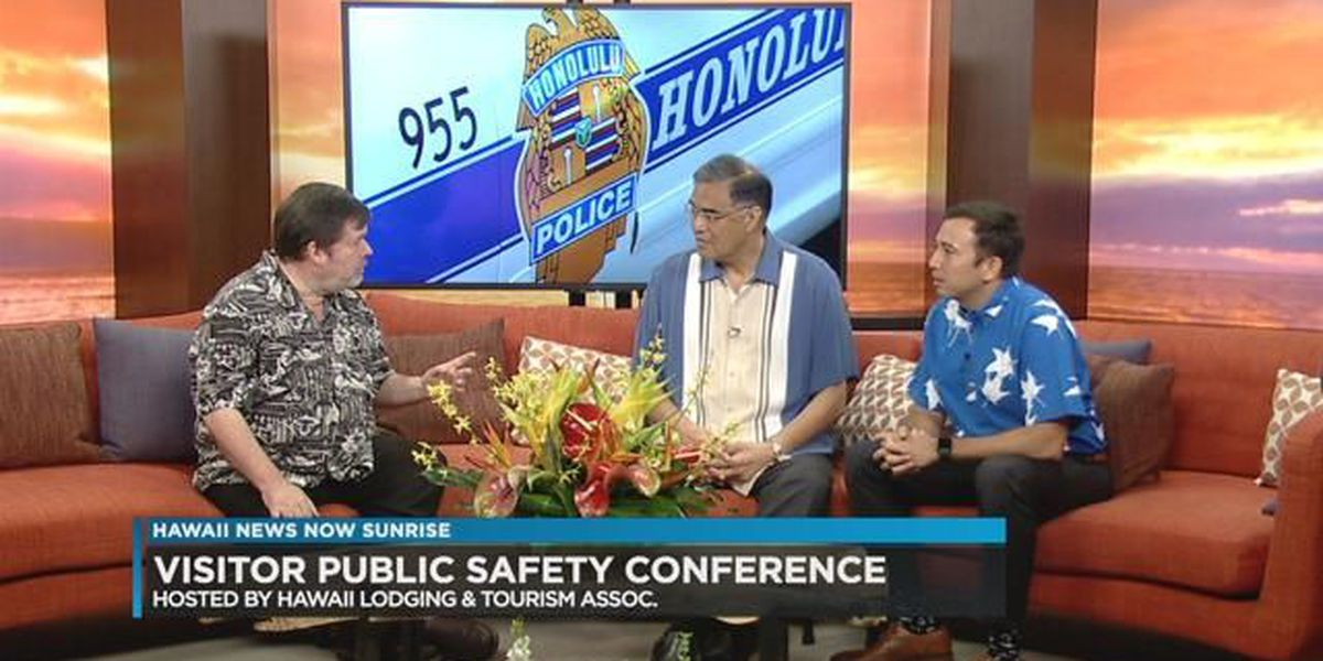 Visitor Public Safety Conference set to take place this week