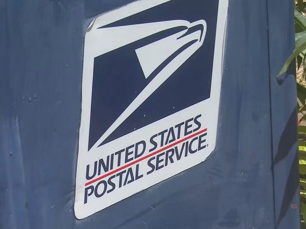 4 workers at USPS processing facility in Honolulu test positive for COVID-19