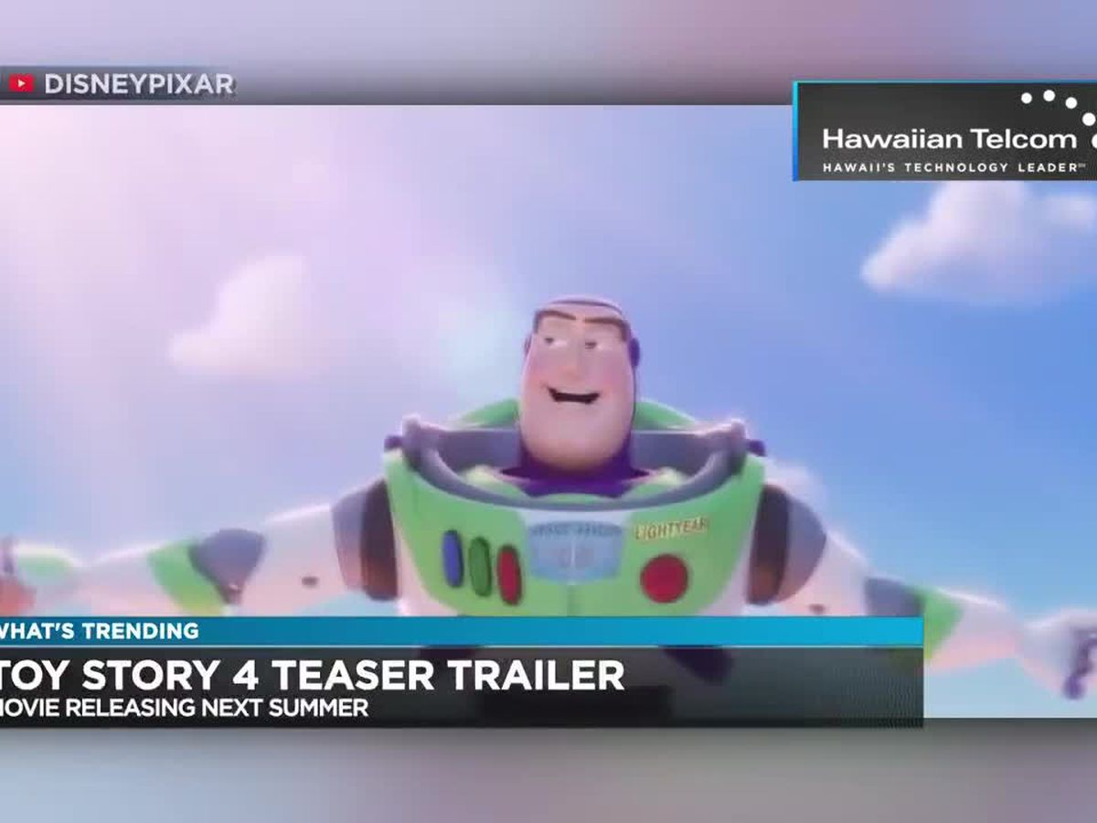 "What's Trending: Teaser trailer for ""Toy Story 4,″a baffled pug and more"