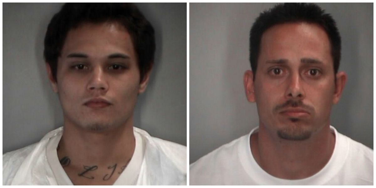 Big Island authorities search for 2 extended furlough inmates