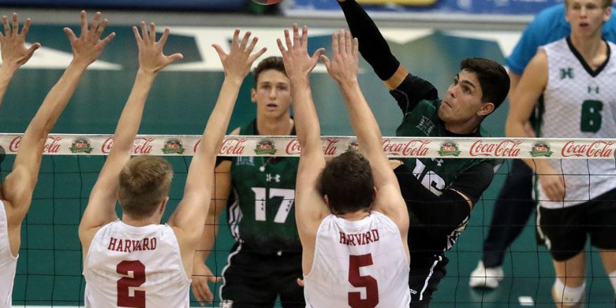 UH men's volleyball unveils 2021 schedule, with season opener on the road
