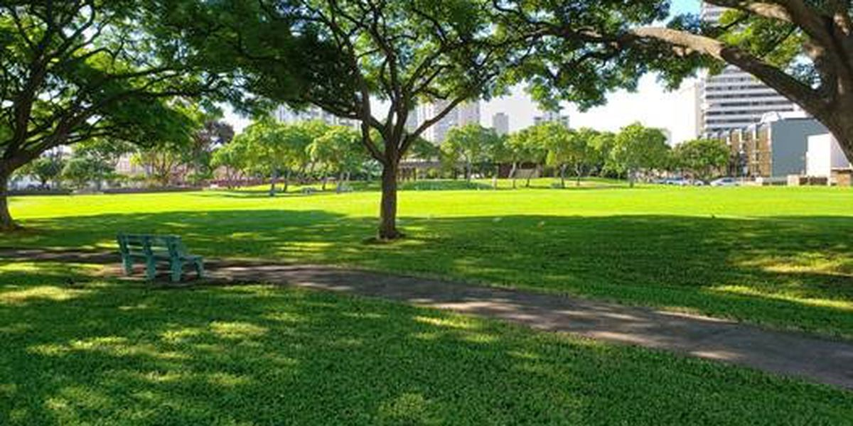 City extends 24/7 security project at some Honolulu-area parks