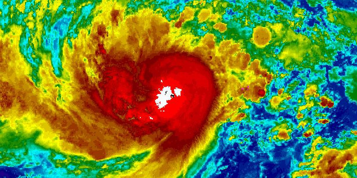 Intensifying tropical storm bearing down on Micronesia, could threaten Guam