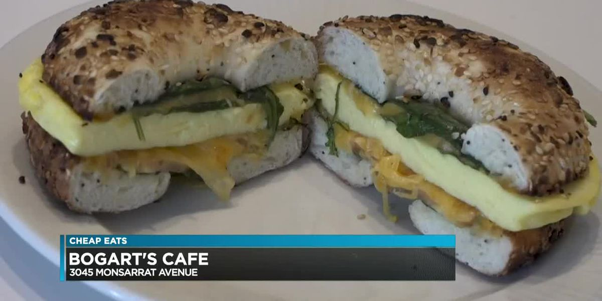 Cheap Eats: Bogart's Cafe