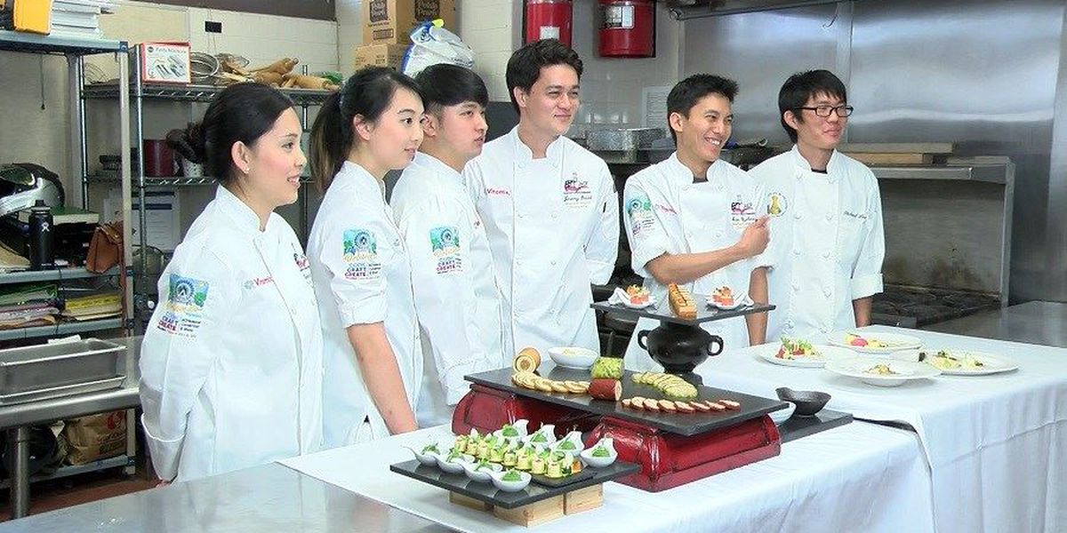 KCC students head to Orlando to compete for culinary excellence