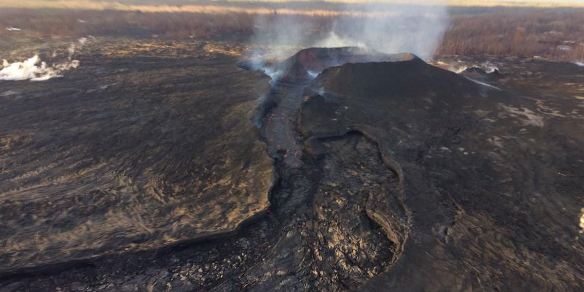 Scientists report fissure 8 has 'almost shut down completely'