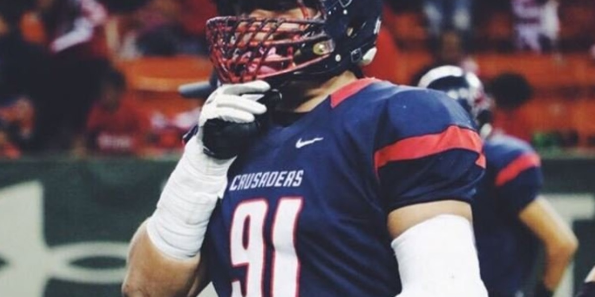 Saint Louis' Tuitele commits to University of Washington