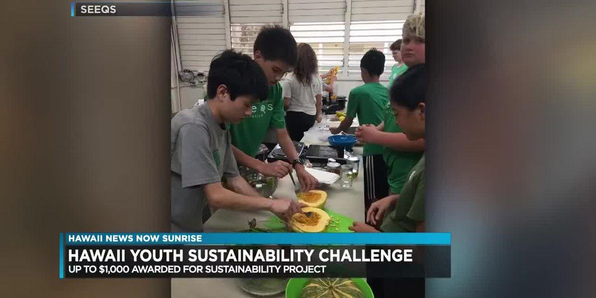Hawaii Youth Sustainability Challenge