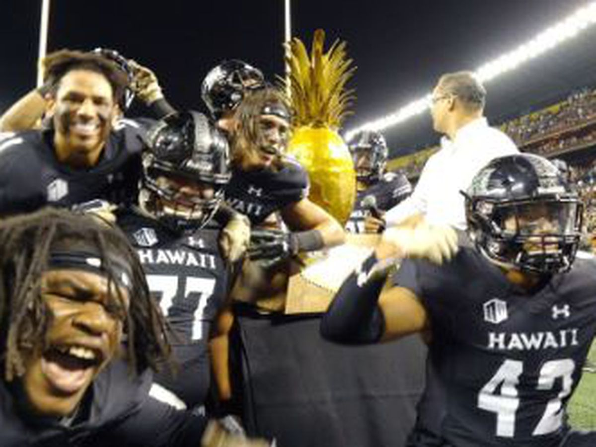 Good news for UH football, as the Mountain West Conference announces a revised plan for 2020 fall sports
