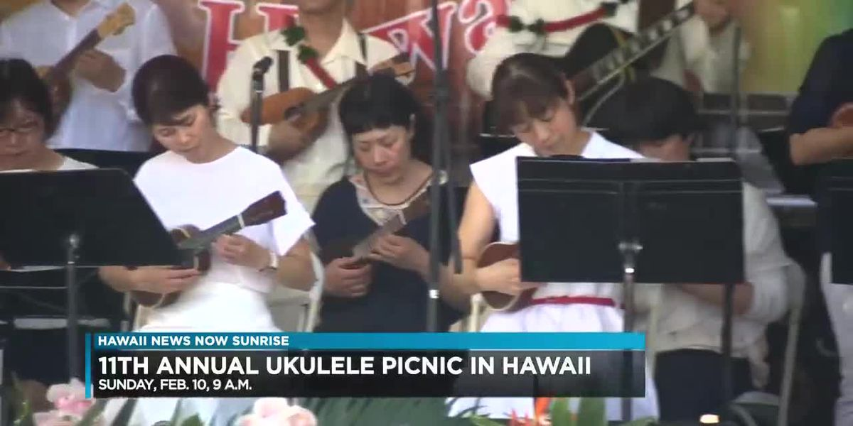 Dozens to attend annual Ukulele Picnic