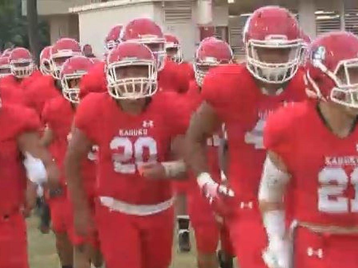 'It's game time now': Kahuku seeks revenge against Saint Louis