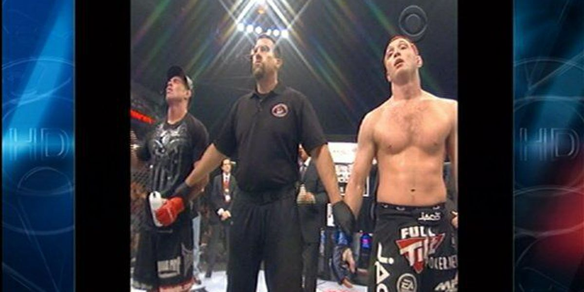 Mayhem Miller takes on Jake Shields on Strikeforce