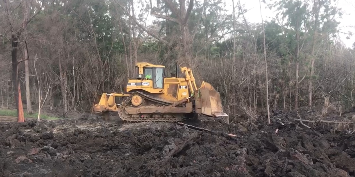 Another route to recovery: Big Island crews complete emergency road to Pohoiki