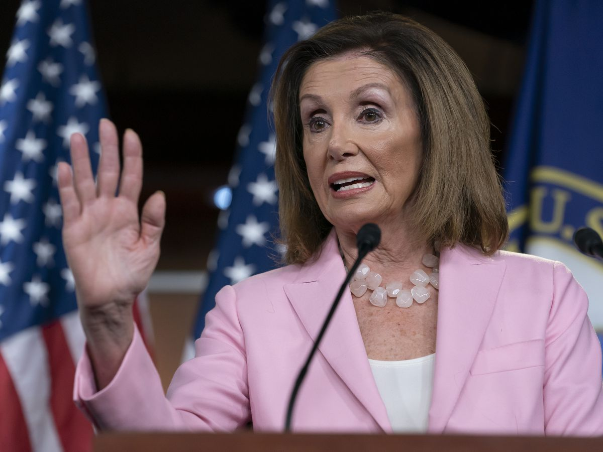 Nancy Pelosi unveils an ambitious plan to lower drug prices