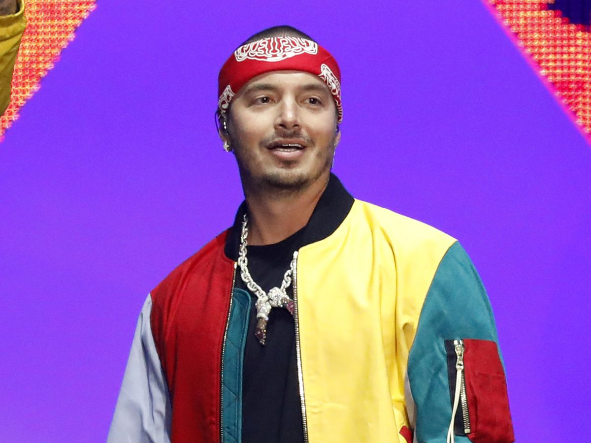 J Balvin has everything to gain at this year's Latin Grammys