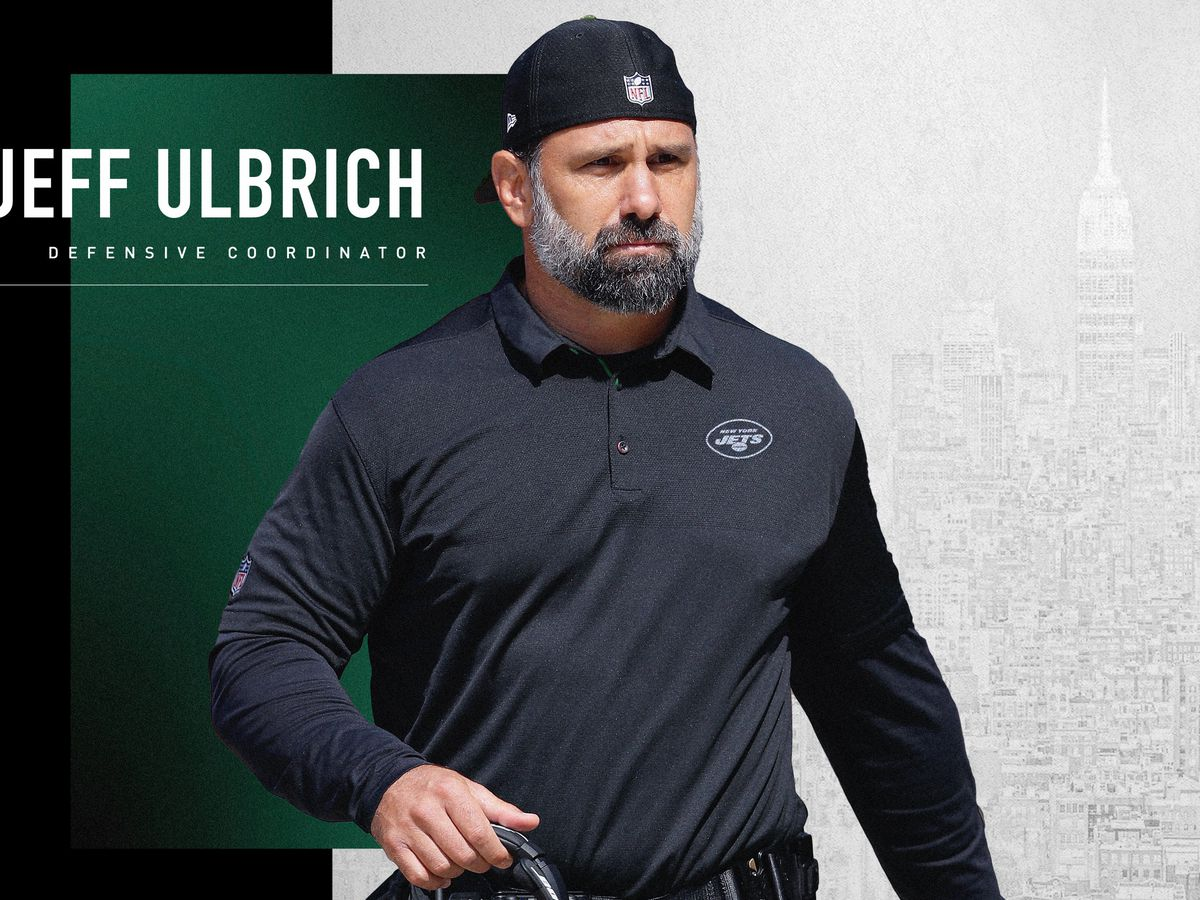 Former Rainbow Warriors star Jeff Ulbrich named Jets defensive coordinator