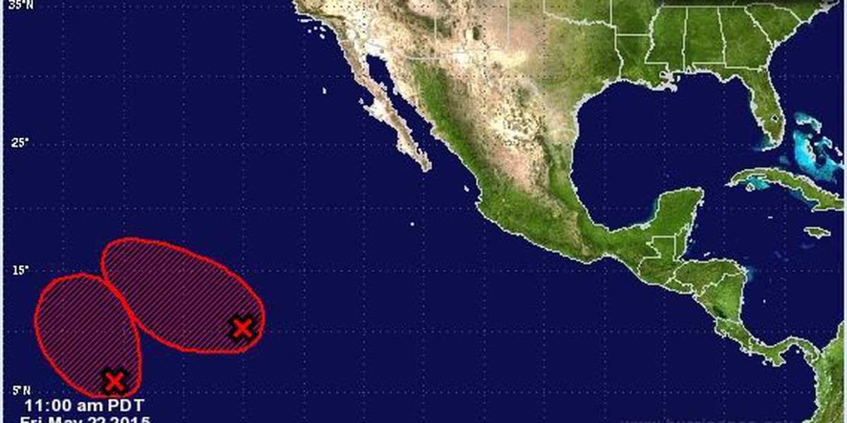Weather Blog: Eyes on the Eastern Pacific, breeding ground for tropical cyclones