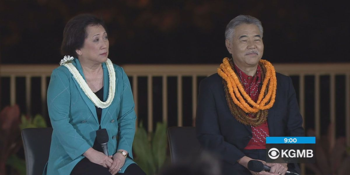Ige, Hanabusa square off in debate as race for governor heats up
