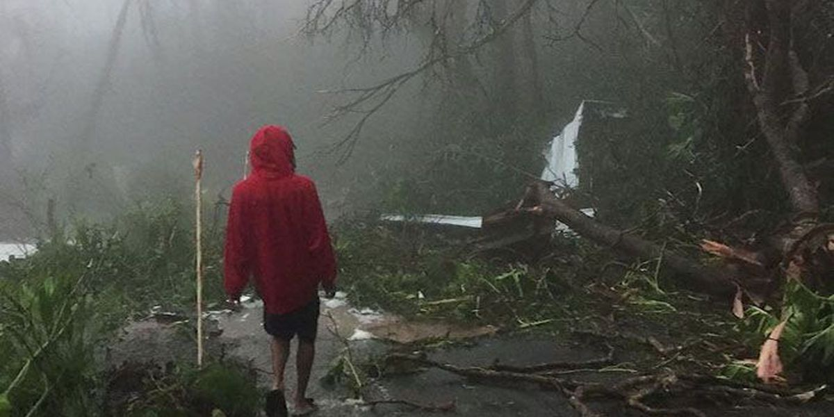 PHOTOS: Irma leaves path of destruction in her wake