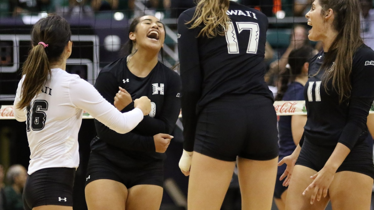 No. 18 Wahine aim for Big West title on senior night