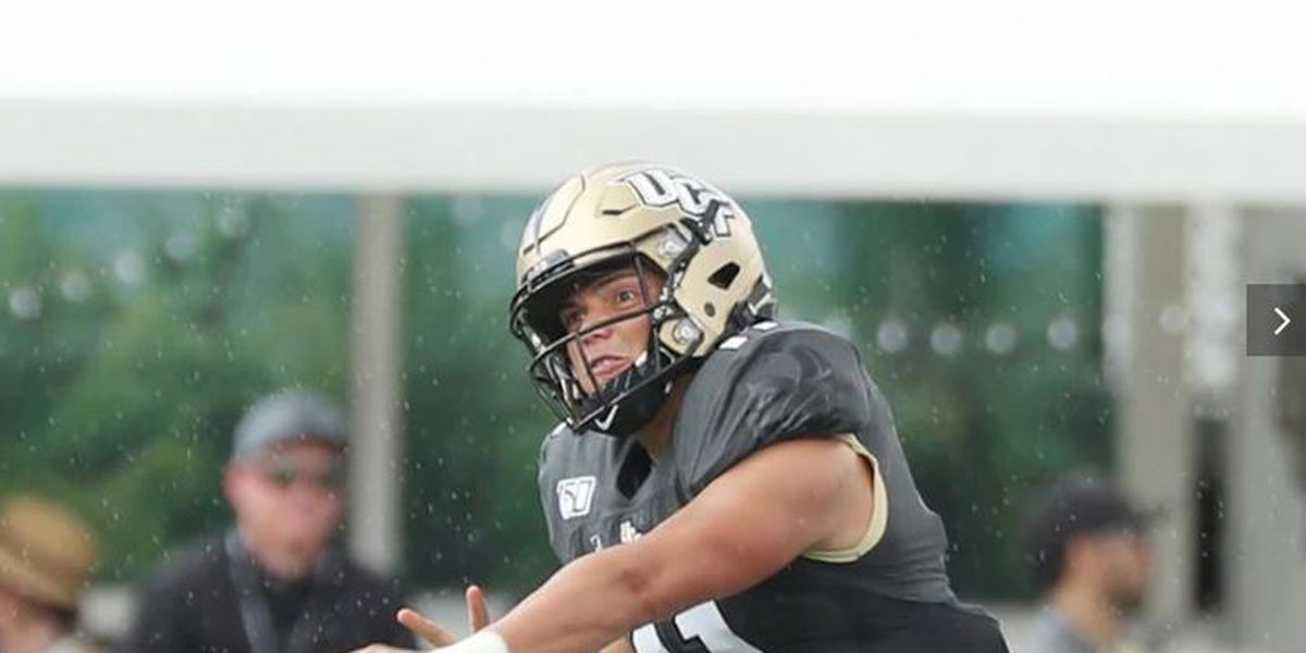 Gabriel leads #17 UCF over Stanford 45-27