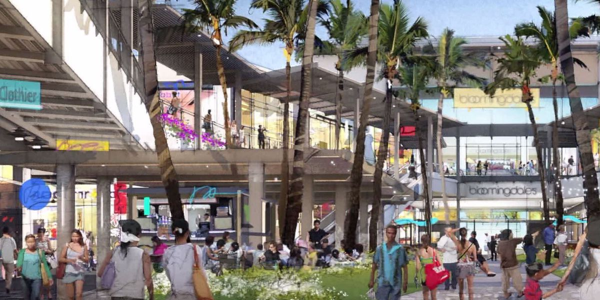 Japanese food village planned at Ala Moana Center