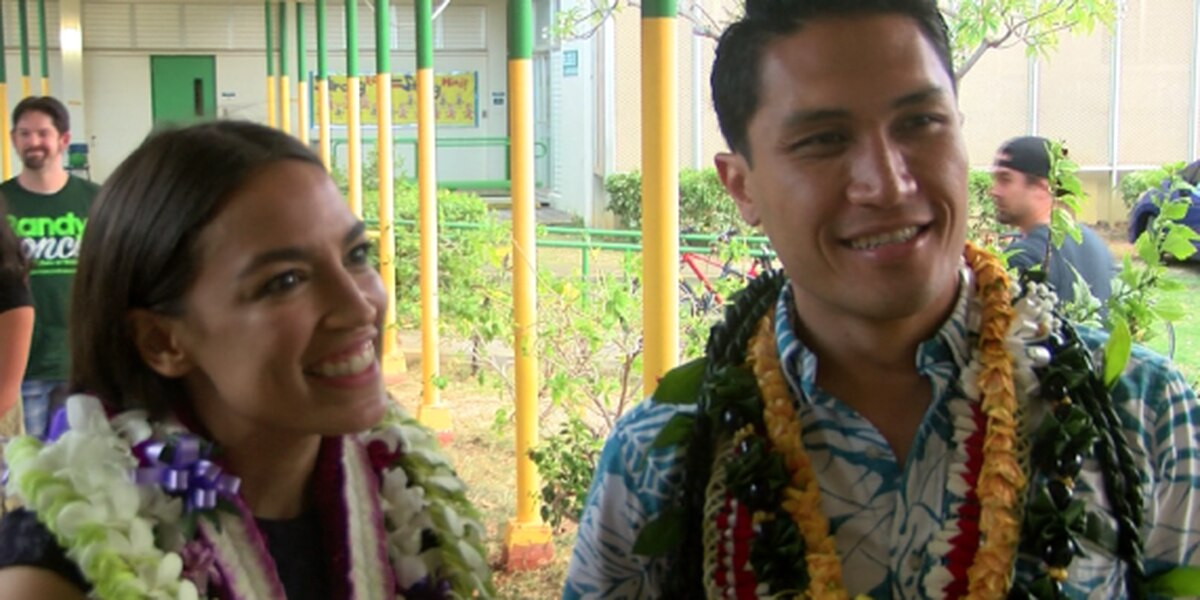 Congressional candidate Kaniela Ing gains support from rising Democratic star