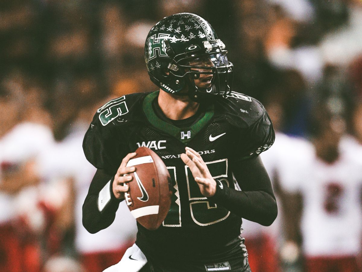 'No one did it better': Hawaii remembers the life and legacy of Colt Brennan