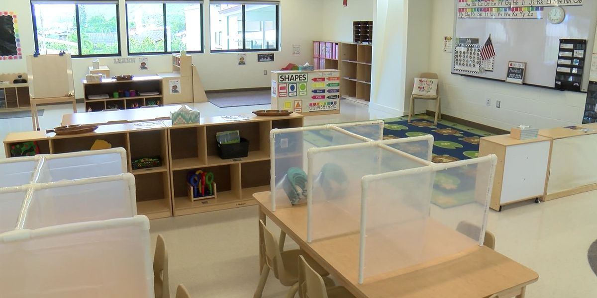 Kaneohe school's reopening plan included reassuring parents classes are safe