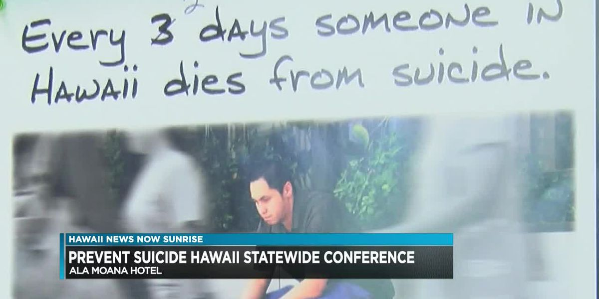 Statewide conference to bring awareness of suicide prevention