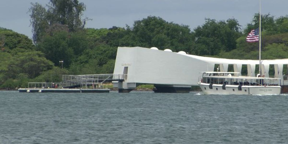 National Parks: USS Arizona Memorial won't reopen until fall