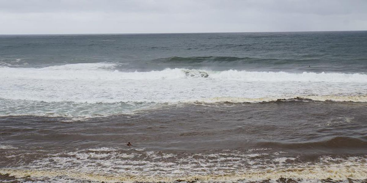 Brown Water Advisory issued for Big Island