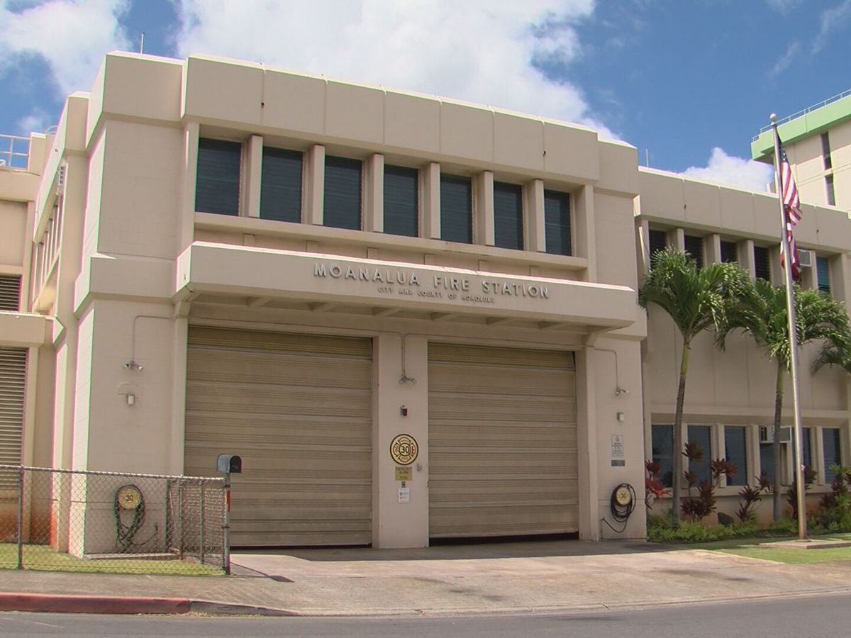 Three more Honolulu firefighters positive for COVID-19