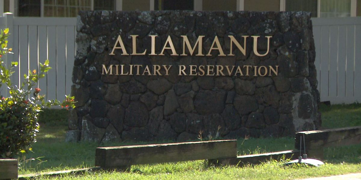 5-year-old girl fatally struck by garbage truck at Aliamanu Military Reservation, police say