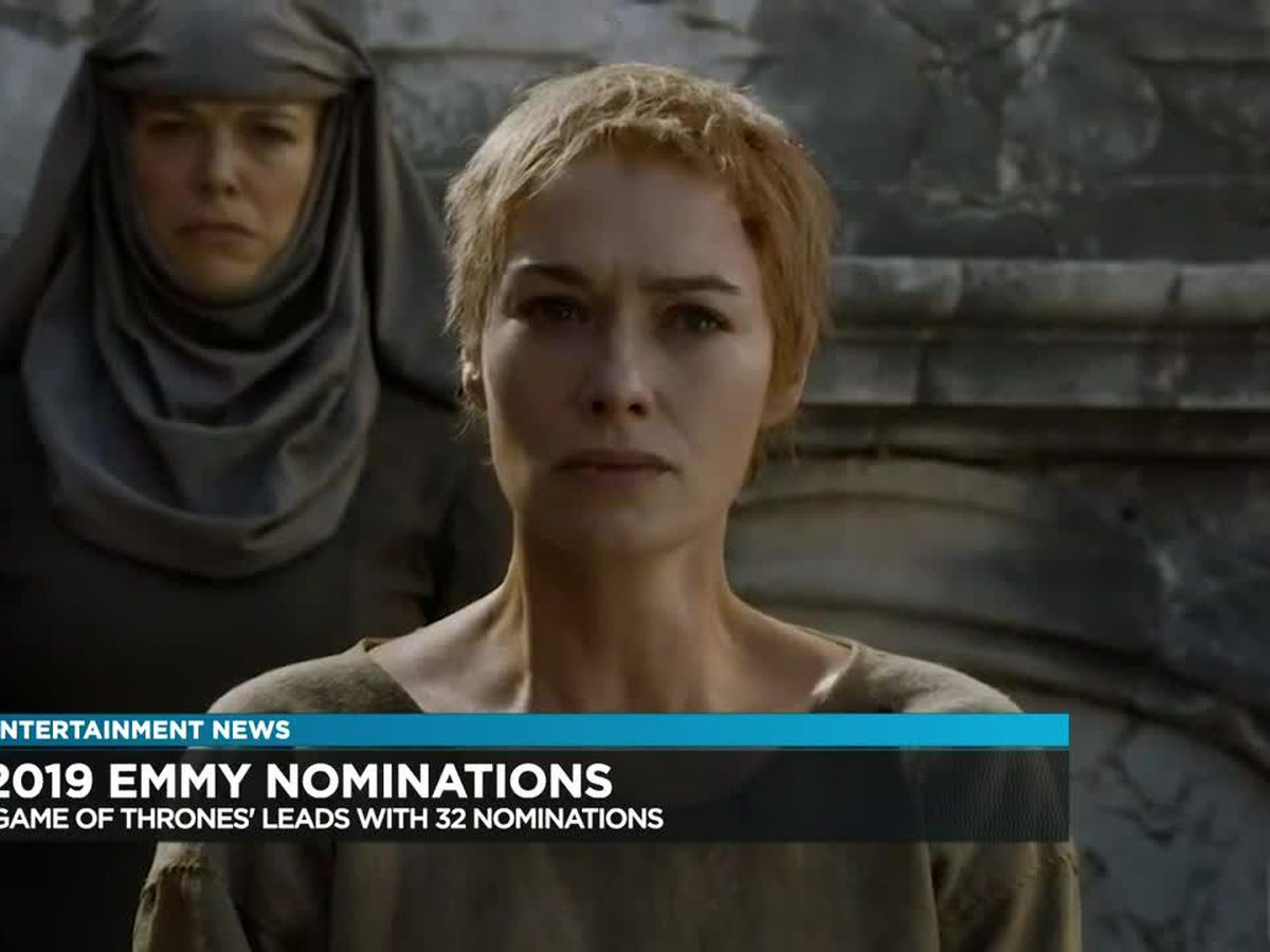Entertainment: 2019 Emmy nominations released