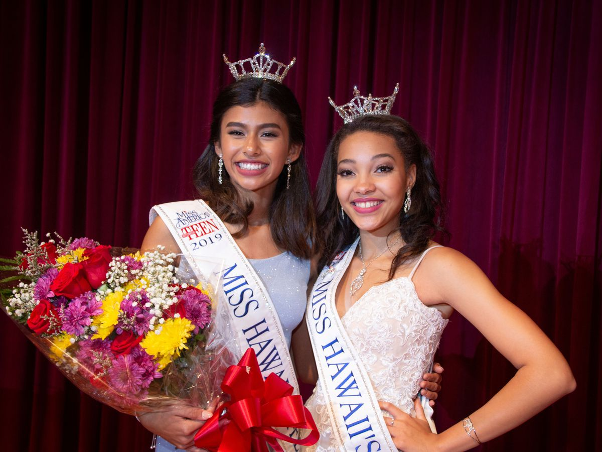 Island Pacific Academy student wins Miss Hawaii's Outstanding Teen crown
