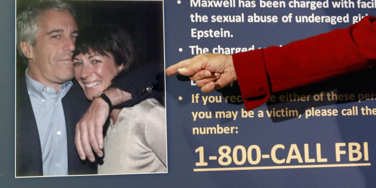 Judge bans lawyers from identifying Epstein abuse victims