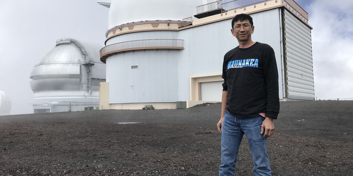Astronomers express anxiety, excitement at TMT construction site atop Mauna Kea