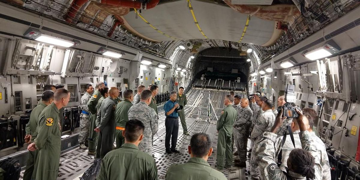 Hawaii National Guard troops deploy to Texas to aid Harvey relief