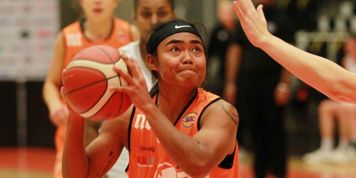 Former Konawaena star Chanelle Molina signs with WNBA's Indiana Fever
