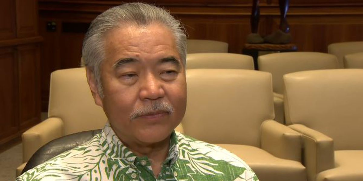 Gov. Ige says no changes to Hawaii's mask mandate anytime soon despite vaccine rollout