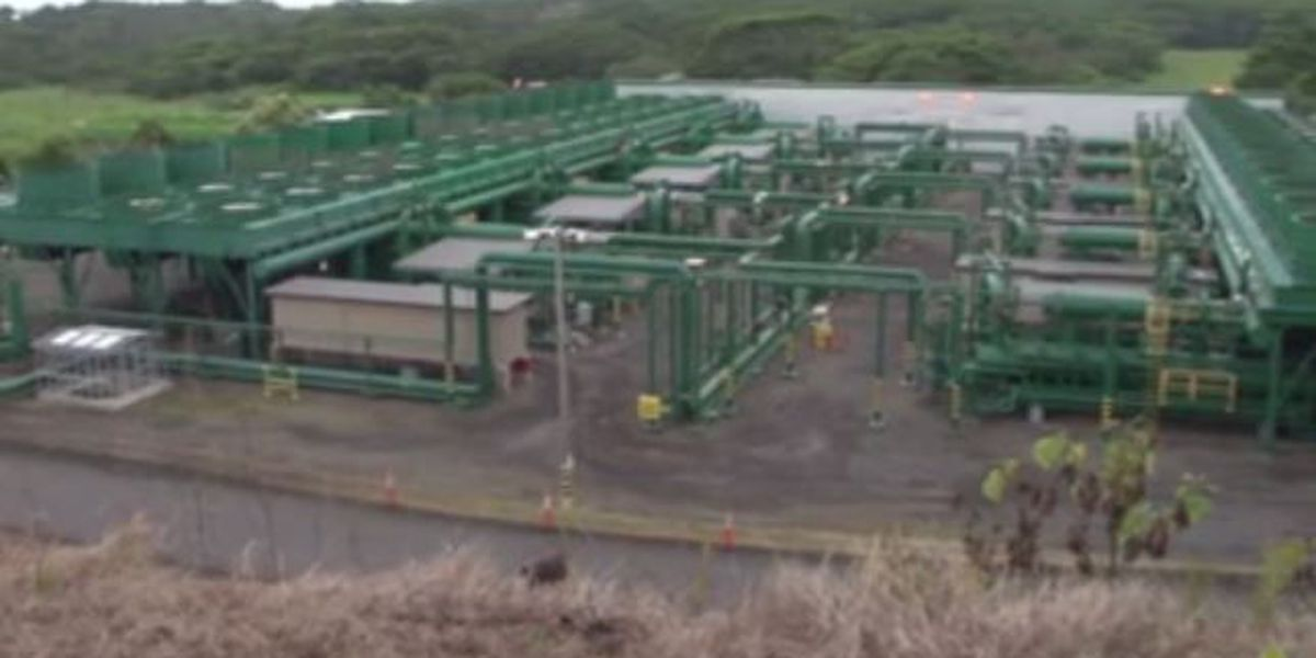 Civil Defense: No threat following steam release at Puna Geothermal
