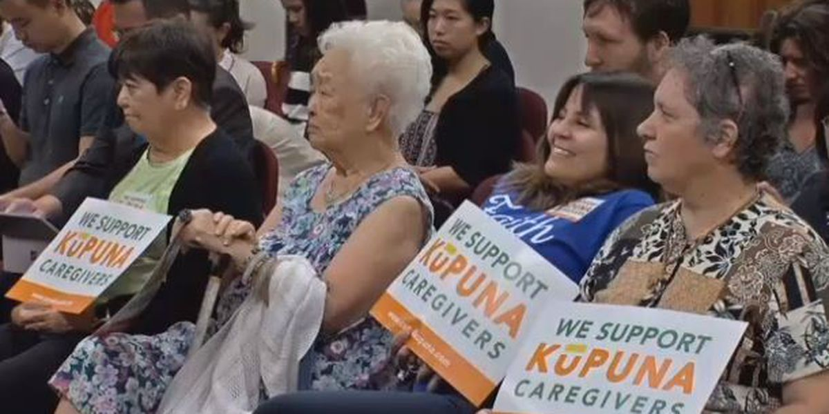 Popular subsidies for kupuna caregivers set to be greatly restricted