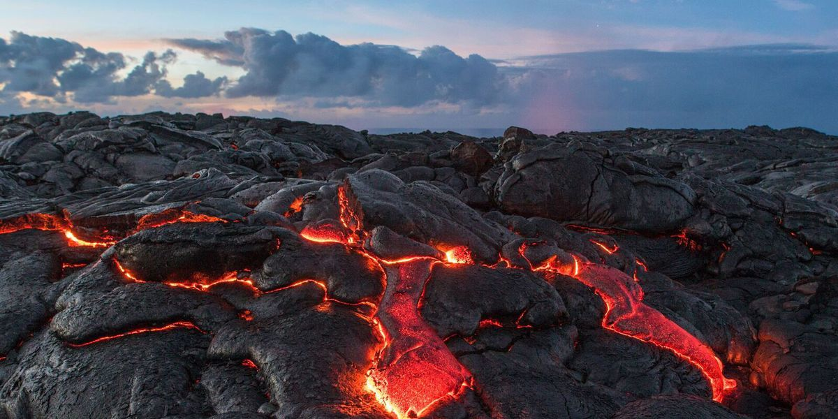 Filmmakers capture stunning 360-degree look at Big Island lava flow