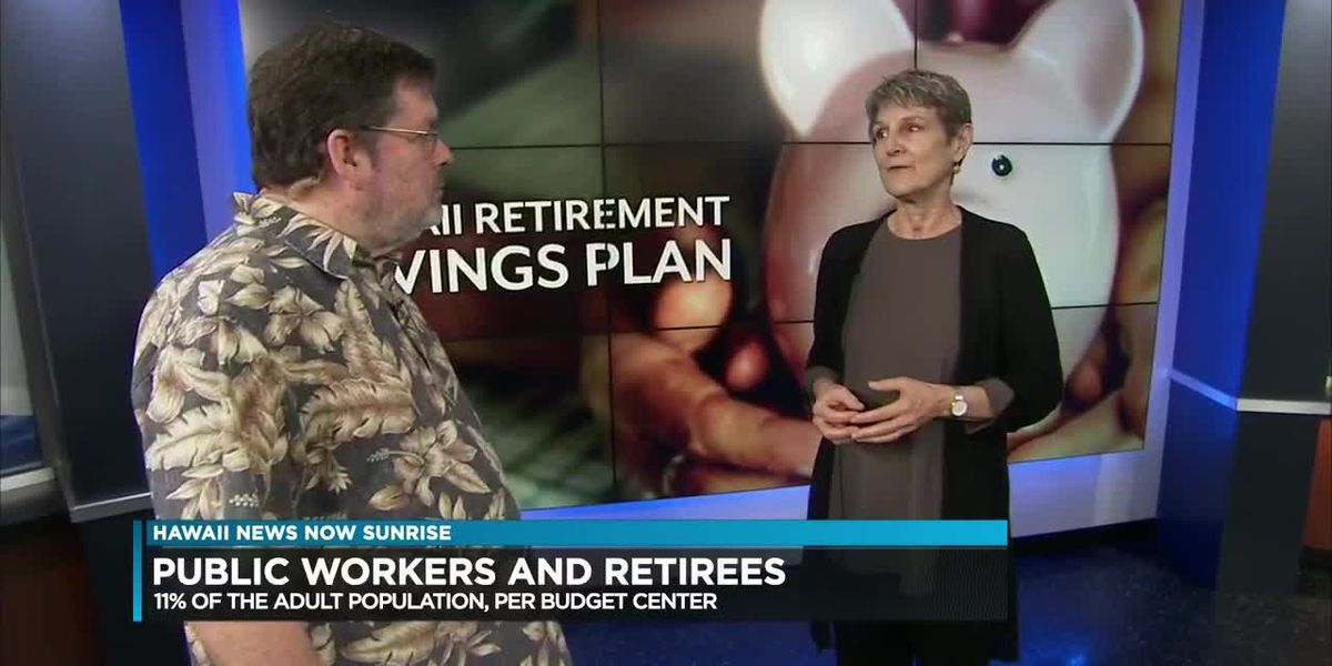 Beth Giesting discusses the funding of pensions for government workers
