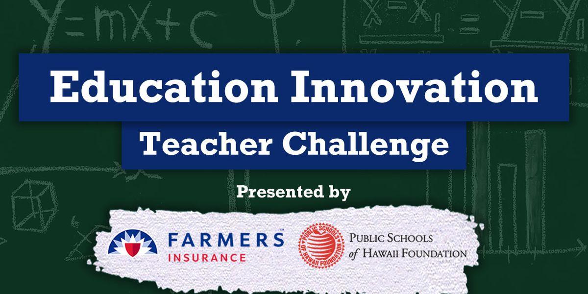 Education Innovation Teacher Challenge